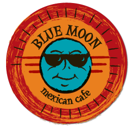 Blue Moon Mexican Cafe Logo
